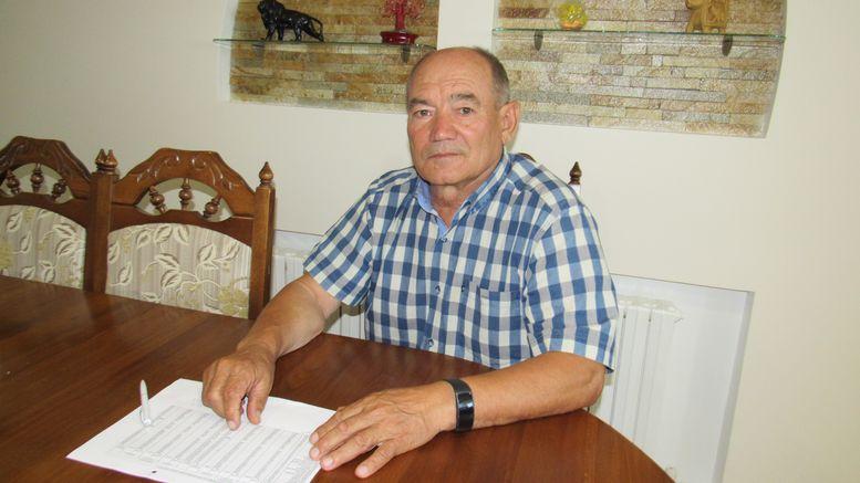 Николай ЗЛАТОВ, совладелец СФХ «Балканы»