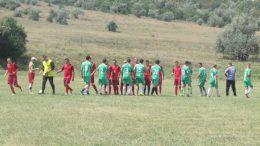 футбольний турнір, присвячений загиблим воїнам-афганцям