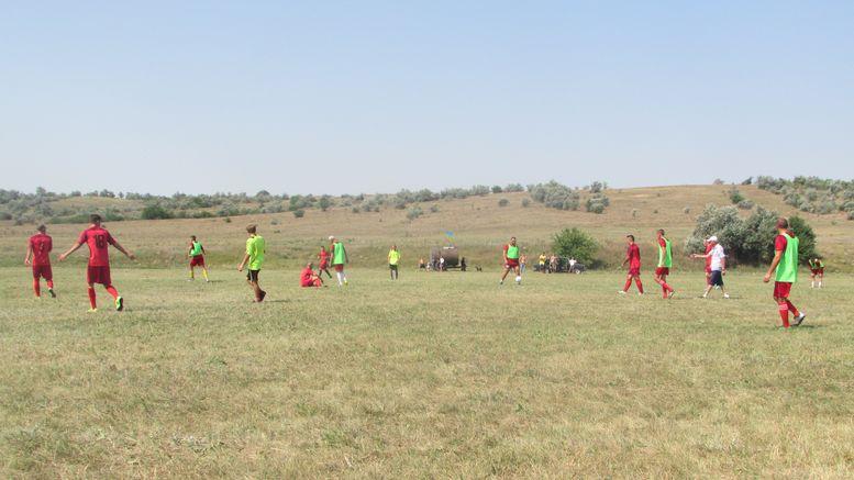 футбольний турнір, присвячений загиблим воїнам-афганцям - 1