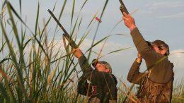 полювання - нещасний випадок