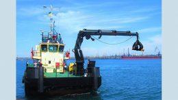 порт «Южний» - навчання