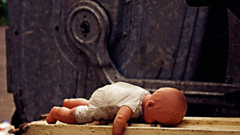 викинули новонароджене немовля