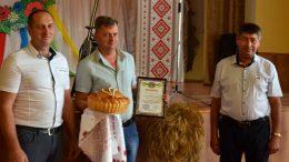 збір зерна - Татарбунарський район