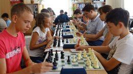 24-й шахматный турнир «Кубок Дуная» - Измаил