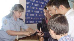 Арцизький відділ поліції - день відкритих дверей