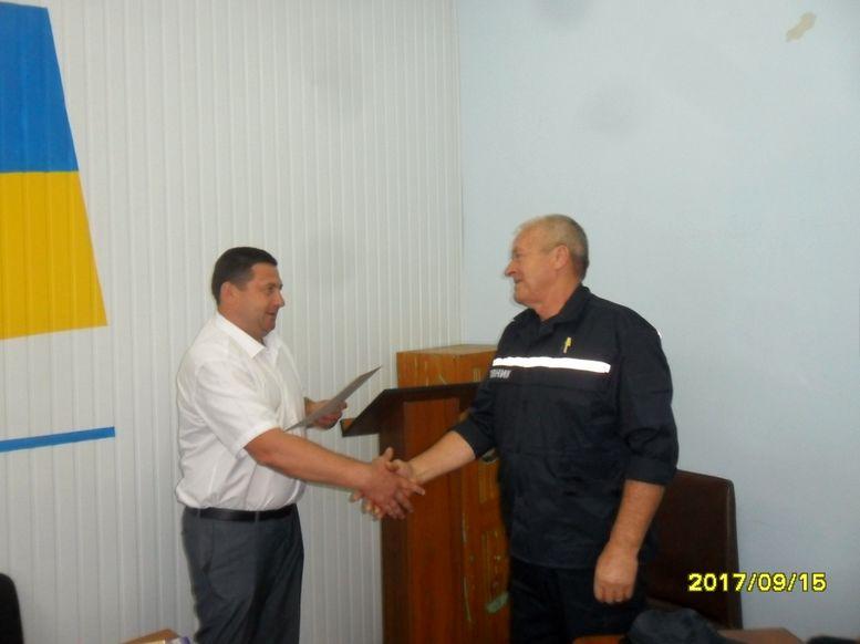 День рятівника - Миколаївський район - 3