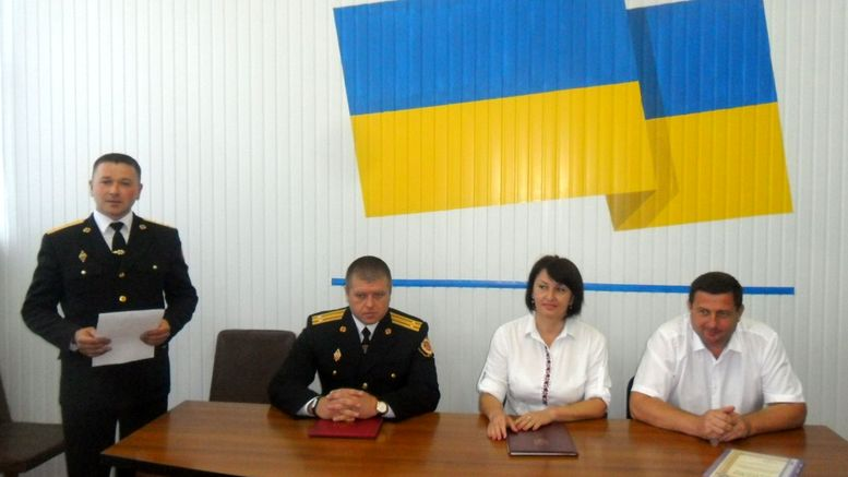 День рятівника - Миколаївський район