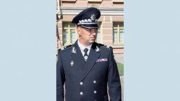 Дмитро Головін - служба в поліції