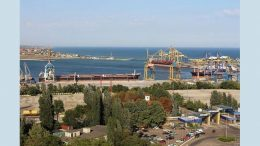 Ильичевский морской порт - перевалка