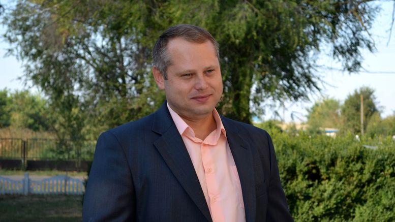 Левченко Артем - кандидат