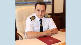 Начальник Іллічівської філії АМПУ - Волошин