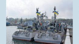 броньовані артилерійські катери