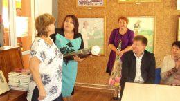Всеукраинский день библиотек - Арциз