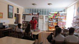 бібліотечно-бібліографічні уроки - Татарбунари