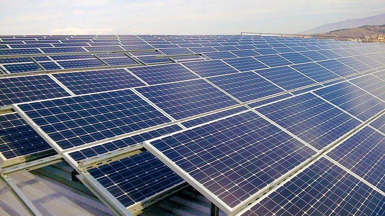 будівництво сонячної електростанції - Окни