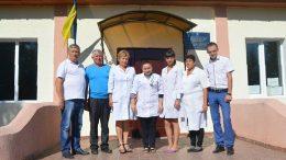 децентралізація - медицина - Балтський район