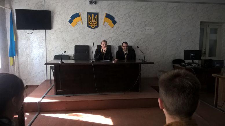 екскурсія до суду - Арциз -2