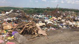 кампанія по боротьбі зі смітниками - Ширяєве