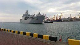 корабель ВМС Турецької Республіки «Байрактар»