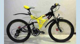 крадіжка велосипеду