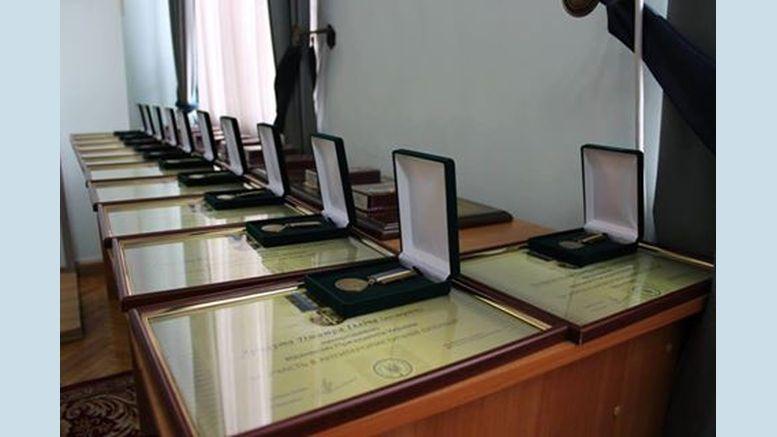 медаль «За участь в антитерористичній операції»