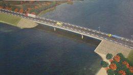 мостовий перехід через Сухий Лиман