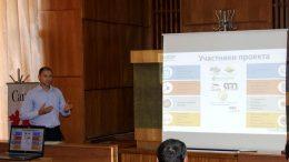 презентація Українського проекту бізнес-розвитку плодоовочівництва