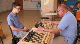 шахматный турнир - Сарата