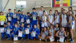 турнир по баскетболу «Волны Дуная» - Измаил