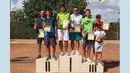 15-й турнир по теннису «Щедра ласка» - Измаил