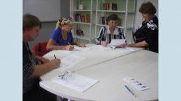 урок-тренінг «Бібліотека – нові аспекти роботи» - Окни