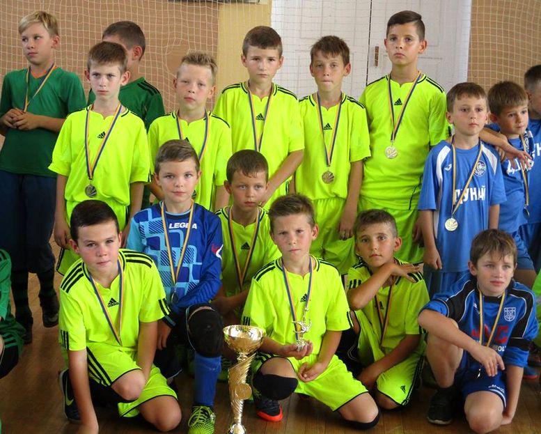 відкрита першість Одеської області з міні-футболу - 1