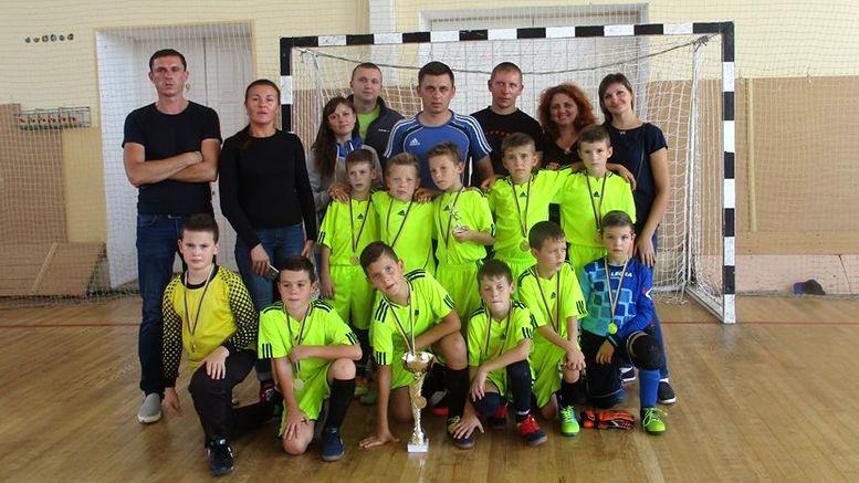 відкрита першість Одеської області з міні-футболу