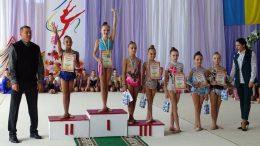 18-й международный турнир по художественной гимнастике «Бессарабская осень» - Измаил