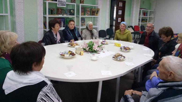 знакомства кому за 60 одесская область