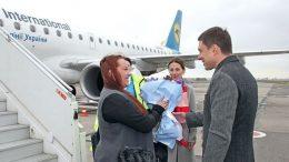 Міжнародний аеропорт «Одеса» - мільйонний пасажир