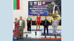 VII-ий міжнародний турнір з вільної боротьби «Серафим Барзаков»