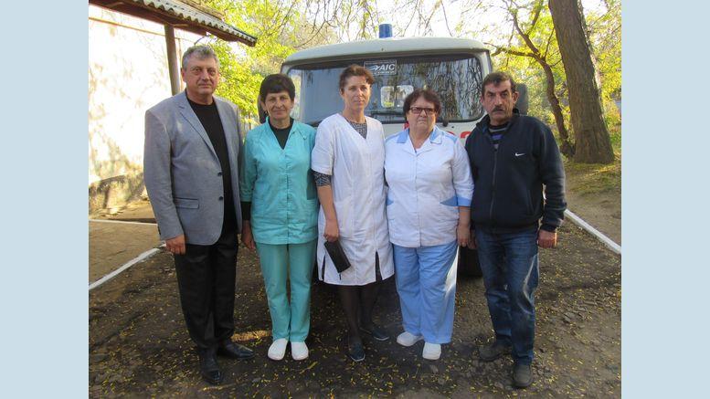 больница - Кулевча