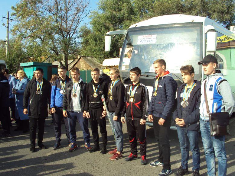 чемпионат Украины по кикбоксингу - 1