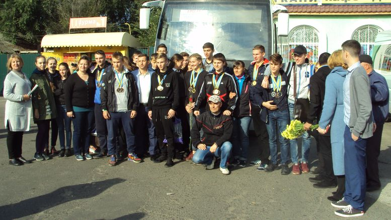 чемпионат Украины по кикбоксингу