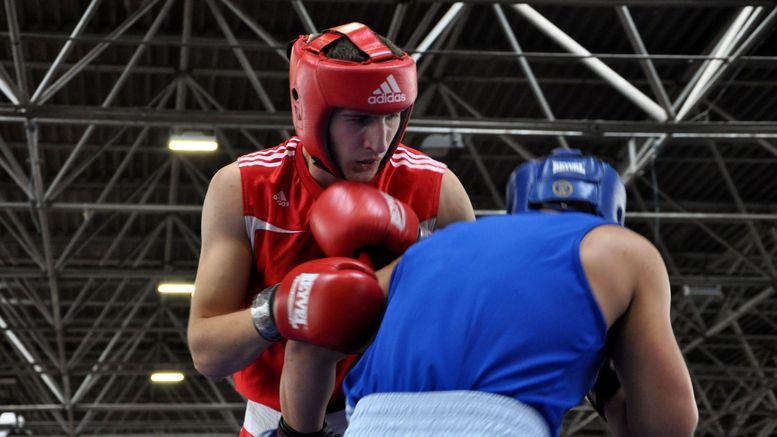 чемпионат области по боксу
