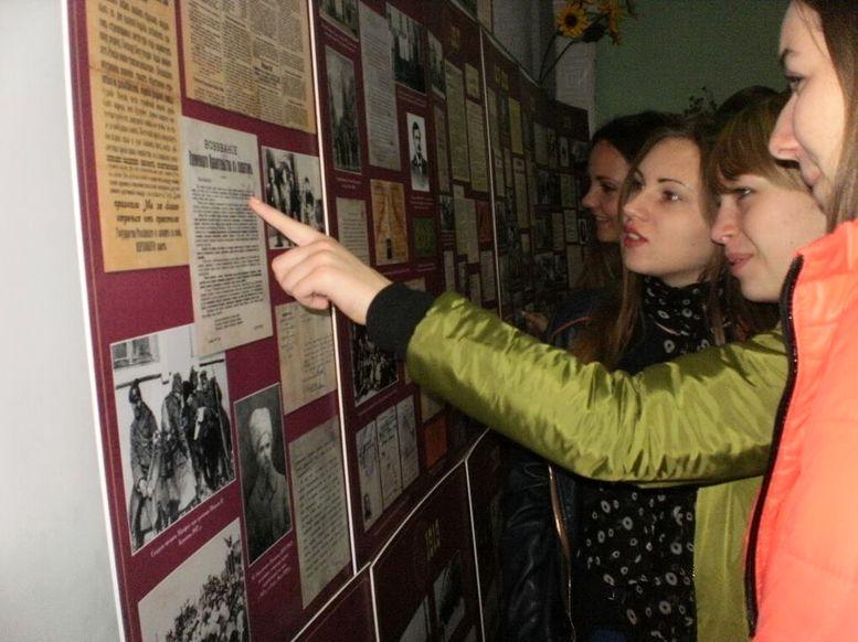 історично-краєзнавчий екскурс «Національно-визвольна революція 1917-1921рр.» - Окни - 1