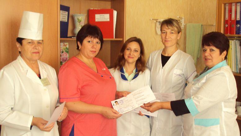 медсестры - удостоверения о присвоении квалификации