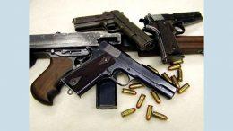 місячник добровільної здачі зброї