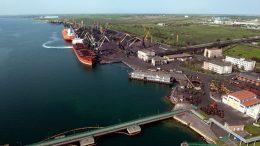 порт «Южний» - вантажопереробка