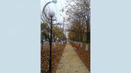 реконструкція парку - Велика Михайлівка
