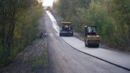 ремонт автомобильной дороги Кодыма-Балта