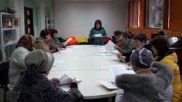 семінар для бібліотечних працівників - Окни
