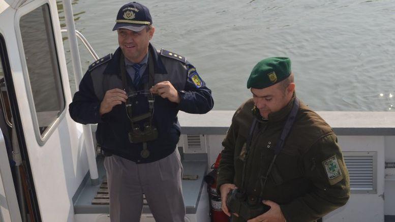 спільне патрулювання державного кордону
