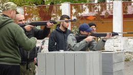 турнир по стрельбе из пневматического оружия среди силовых структур